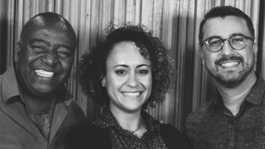 Grande Rei: single de Eugênio Jorge, Cassiano Meirelles e Ana Lúcia