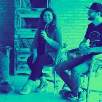 Talklist #17 Dz bate um papo divertido com Eliana Ribeiro e Fábio Roniel
