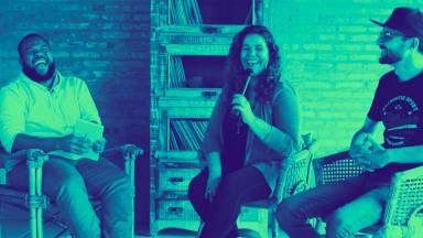 Talklist #19 | DZ bate um papo divertido com Eliana Ribeiro e Fábio Roniel