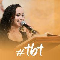 Quadro #tbt Ana Lúcia recorda sua primeira música gravada em estúdio