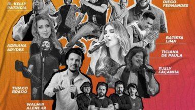 Halelluya Solidário: evento on-line conta com artistas da Canção Nova