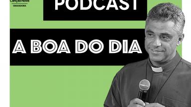 """""""A Boa do Dia"""" em podcasts, uma homenagem ao Pe. Léo"""