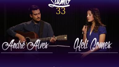 SALMO 33 - SOLENIDADE SÃO PEDRO E SÃO PAULO