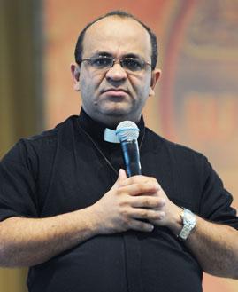 Padre Edimilson Lopes. Foto: Arquivo CN