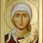 Santa Ângela Mérici, mulher de oração