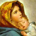 Solenidade de Santa Maria Mãe de Deus
