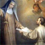 Santa Jacinta Marescotti, mestra das noviças