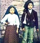 Santo Francisco e Santa Jacinta - irmãos videntes de Fátima