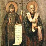 São Cirilo e São Metódio - Os irmãos missionários