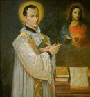 São Cláudio de La Colombiere - devoto do Sagrado Coração de Jesus