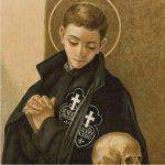 São Gabriel das Dores - devoto da Virgem Maria