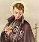 São Gabriel das Dores - Jovem sacerdote da Congregação dos Passionistas