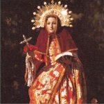 Santa Eulália - Mártir e virgem espanhola