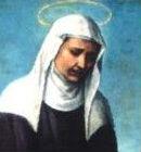 Santa Veridiana - Uma peregrina da Igreja