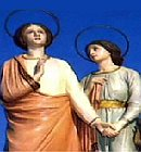 Santas Perpétua e Felicidade - Mártires do segundo século