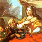 Santa Ema, sinal de que a santidade passa pela caridade