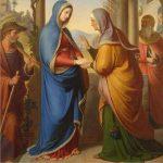 Visitação de Nossa Senhora, a mãe do nosso Salvador