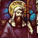 São Cirilo de Alexandria - Bispo e Patriarca de Alexandria no Egito