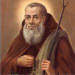 São Crispim, primeiro santo canonizado pelo Papa João Paulo II