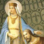 Santa Clotilde, marcou a história política cristã da França