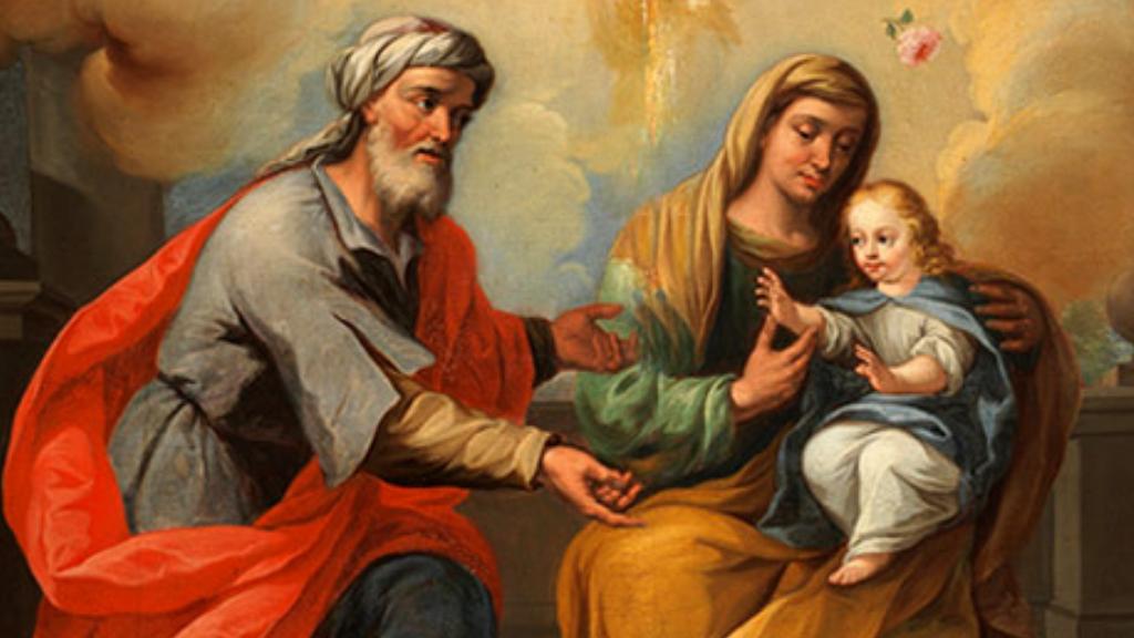 Conheça São Joaquim e Sant'Ana, pais de Nossa Senhora
