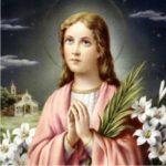 Santa Maria Goretti, virgem e mártir