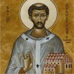 Santo Aurélio destacava-se pela caridade, zelo e pureza de vida