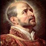 Santo Inácio de Loyola, reconhecido tendo a alma maior que o mundo