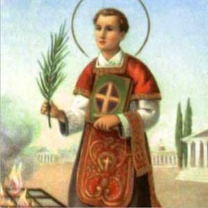 Conheça São Lourenço Servia A Deus Na Igreja De Roma