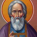 São Sérgio, considerado o grande educador do povo russo