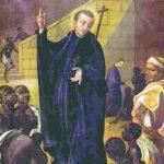 São Pedro Claver, cuidava dos escravos