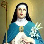Santa Beatriz, exemplo de obediência e assistência aos pobres