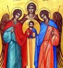Santos Arcanjos Miguel, Gabriel, Rafael