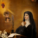 Santa Margarida Maria Alacoque