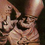 São Gaudêncio - santo Bispo de Bréscia na Itália