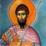 São Teodoro, um dos grandes soldados mártires para os Orientais