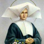 Santa Catarina Labouré, privilegiada com a aparição de Nossa Senhora