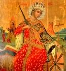 Santa Catarina de Alexandria, protetora do Estado de Santa Catarina