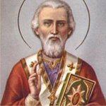 São Nicolau - Sagrado Bispo de Mira