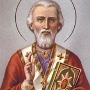 637ba73def6d São Nicolau - Sagrado Bispo de Mira