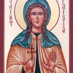 Santa Tarsila, exemplo de caridade e castidade