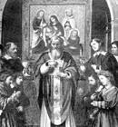 Santo Apolônio, seu amor a Deus foi concreto