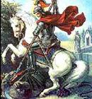 São Jorge, viveu o bom combate da fé