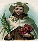 Santo Ângelo, homem dócil e corajoso