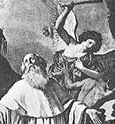 São Romualdo, fundador da Ordem Camaldulense