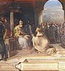 Santo Eugênio, zelava pela salvação das almas