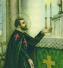 São Camilo de Léllis, servia a Cristo na pessoa do doente