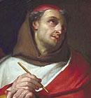 São Boaventura - bispo e reconhecido doutor da Igreja de Cristo