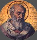 São Símaco era conciliador, homem de justiça e sinal de paz