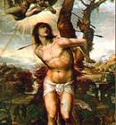São Sebastião, defensor da Igreja